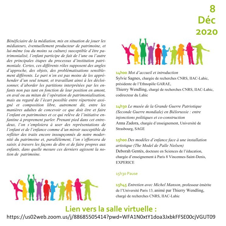 COLLOQUE 1