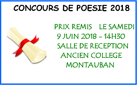 concours 2018